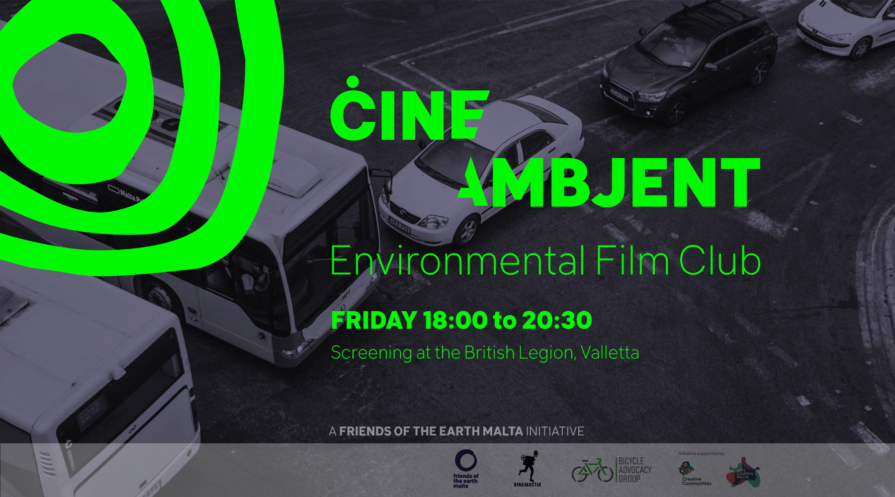 ĊINE'AMBJENT #2 — Transport and Sustainable Mobility